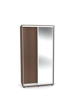 Шкаф-купе 1200 1 зеркало + 1 ДСП