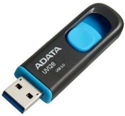USB Flash Drive Adata UV128 16Gb Black-Blue
