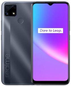купить Смартфон Realme C25 4/64GB Black в Кишинёве
