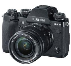 cumpără Aparat foto mirrorless FujiFilm X-T3 /XF18-55mm F2.8-4 R LM OIS Kit black în Chișinău