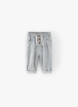 Pantaloni ZARA Gri 5644/523/819