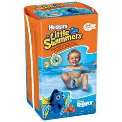 Подгузники для плавания Huggies Little Swimmers 5-6 (12-18 kg) 12 шт