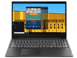 Laptop Lenovo IdeaPad S145-15API Black (Ryzen 3 3200U 4Gb 1Tb)