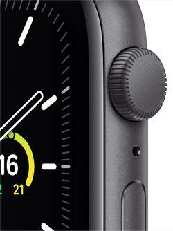 Смарт-часы Apple Watch SE 44mm Space Grey Aluminium Case (MYDT2)