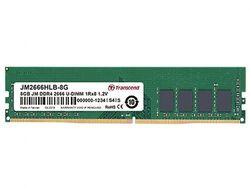 0,8 ГБ DDR4- 3200 МГц Transcend PC25600, CL22, 288-контактный модуль DIMM 1,2 В