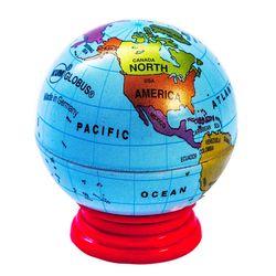Точилка глобус с контейнером