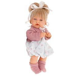 Doll baby cu coada, 27 cm Cod 1231