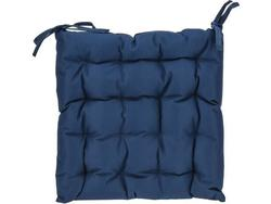 Подушка для стула/табурета H&S 40X40cm, H6cm, влагостойкая,