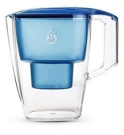 купить Фильтр-кувшин для воды Dafi MILA led Unimax (Dark Blue) в Кишинёве