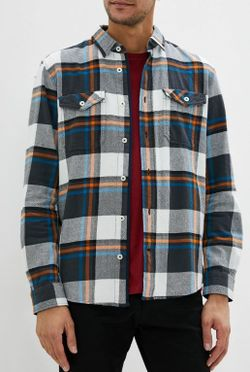 Рубашка Tom Tailor В клетку tom tailor 1014477
