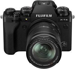 cumpără Aparat foto mirrorless FujiFilm X-T4 black/XF18-55mm Kit în Chișinău