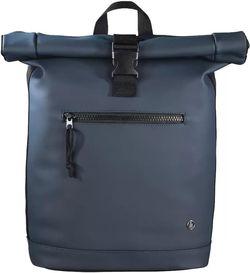 купить Рюкзак для ноутбука Hama 185686 Merida Roll-Top (15.6), dark blue в Кишинёве