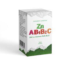 💚 Zn + A,B1,B2,C ( Цинк с витаминами A, B1, B2, C )