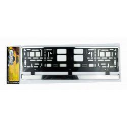 Моё авто VIRAGE Рамка для крепления номерных знаков хромированная отделка 93036