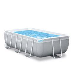 Cadru metalic pentru piscină 300x175x80cm, 3539L