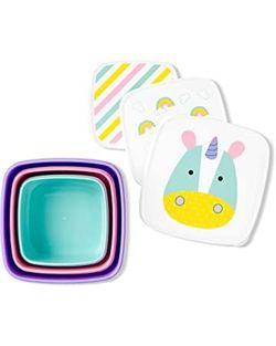 Набор контейнеров Skip Hop Zoo Unicorn (3 шт)