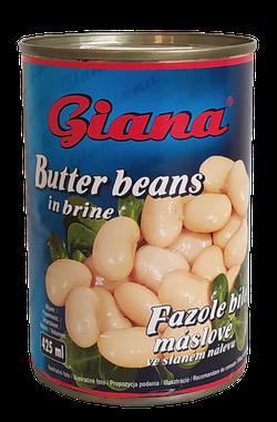 Белая фасоль по-Испански Giana