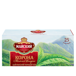 Maiskii Korona Imperii Rus 25p