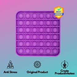 Pop IT - Пурпурный квадрат
