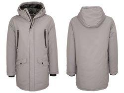 Куртка SUBLEVEL Серый H5348U44423A1