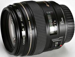 купить Объектив Canon EF 85 f/1.8 в Кишинёве