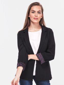 Пиджак Tom Tailor Чёрный 1007606