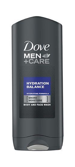 Гель для душа Dove Men Care Hydration Balance, 400 мл
