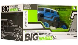 Jucărie teleghidată Big Wheels 23598BK