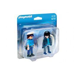 Policeman and Burglar, PM9218