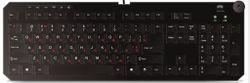 купить Клавиатура Gembird DLK-001-RU, Black в Кишинёве