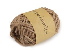 Jute string, Ø2 mm / 10 m