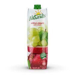 Naturalis нектар яблоко-виноград 1 Л