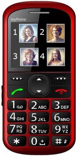 cumpără Telefon mobil myPhone Halo 2, Red în Chișinău