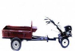 Set motocultivator TECHNOWORKER HB 700RS + Remorca RK500