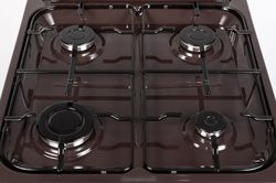 Газовая плита Klass T5404E4I-Brown