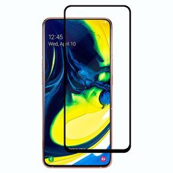 Sticlă de protecție Cover'X pentru Samsung A80 3D (full covered)