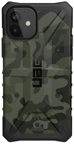 cumpără Husă pentru smartphone UAG iPhone 12 / 12 Pro Pathfinder SE Forest Camo 112357117271 în Chișinău
