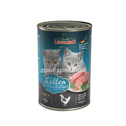 Leonardo kitten rich in poultry (с птицей для котят) 400 gr
