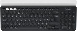 купить Клавиатура Logitech K780 Dark Grey-Speckled White в Кишинёве