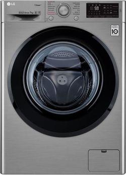 cumpără Mașină de spălat frontală LG F2M5HS6S Steam în Chișinău
