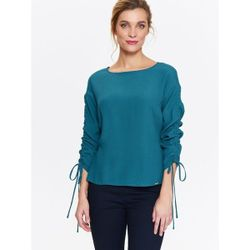 Блуза TOP SECRET Бирюзовый sbd0804