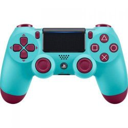 Controller wireless SONY PS DualShock 4 V2 Berry Blue