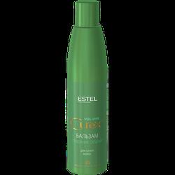 Balsam pentru păr uscat și deteriorat, ESTEL Curex Volume, 250 ml., Conferă volum