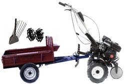 Мотокультиватор TehnoWorker HB 701 RS Eco Set (RSE01)