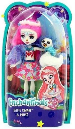 Кукла Enchantimals с лебедем Саффи, код FRH38