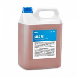 GIOS F8 Высокощелочное пенное моющее средство 5 л
