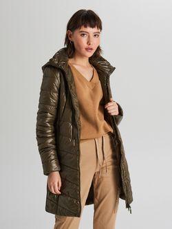 Куртка CROPP Зеленый