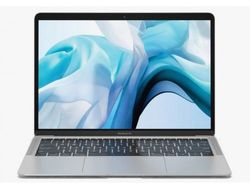 Ноутбук Apple MacBook Air MVFL2UA/A Silver