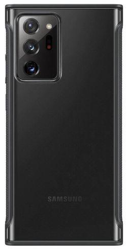 cumpără Husă pentru smartphone Samsung EF-GN985 Clear Protective Cover Black în Chișinău