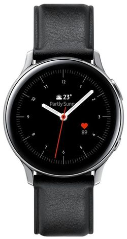 купить Смарт часы Samsung SM-R830 Galaxy Watch Active2 40mm SS Silver в Кишинёве